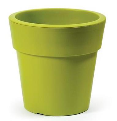 Bloembakken Kunststof Buiten.Buiten Bloembak Lime Groen 28 5cm Hoog Kijk Voor De Laagste Prijs