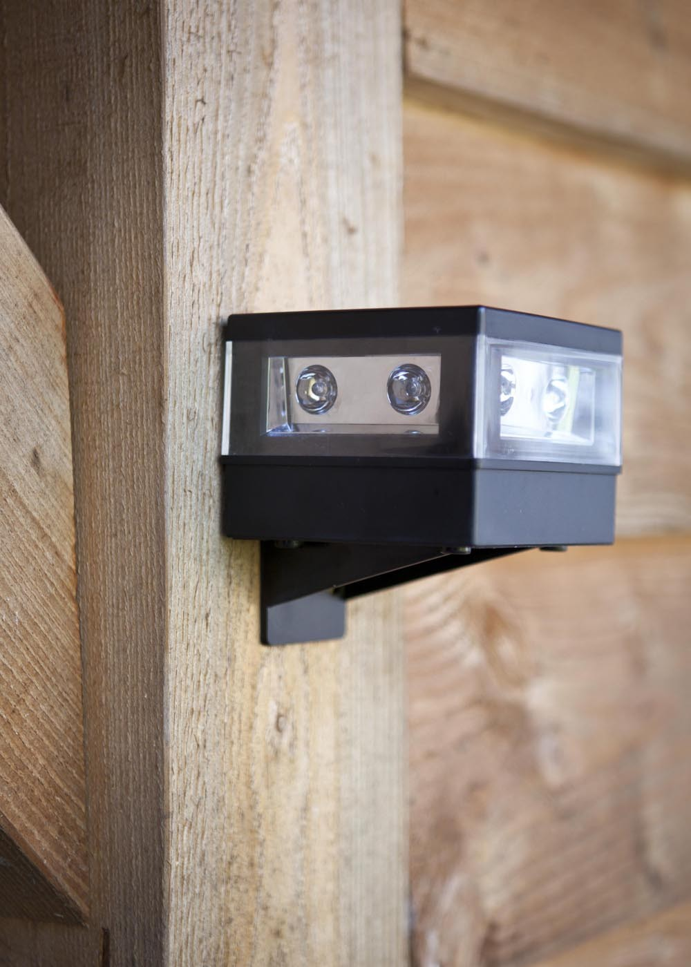 Solar Solar buitenverlichting LED wandlamp Catwalk No.1 - 10 cm