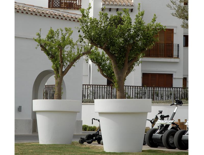 Zeer Buiten bloempot Newgarden Magnolia 130 - Ø130x h124 cm #ZV96