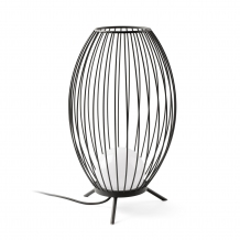 Faro CAGE LED Dark grey portable lamp buitenverlichting  57cm