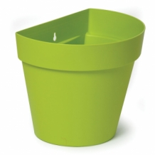 Essence Rio WallPot 28x20xH23,5 cm Lime Green