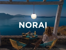 NewGarden Norai 25 battery roze LED Multicolor hanglamp (oplaadbaar)